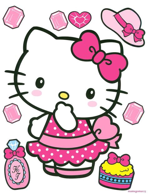 Cute Images  Photo  Hello Kitty  Pinterest Images