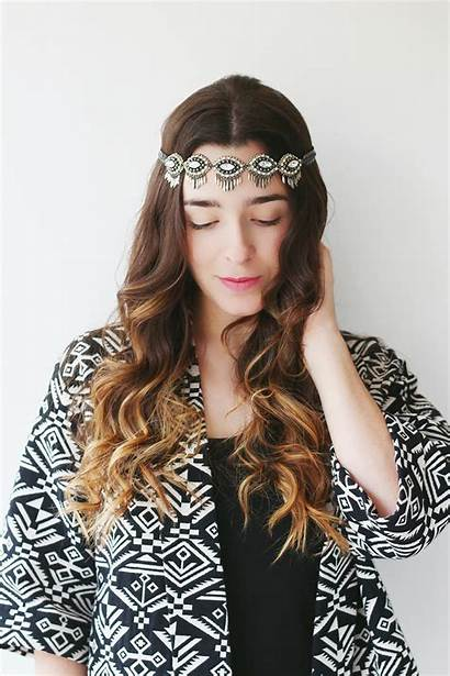Bohemian Hairstyles Hairstyle Totally Hernandez Ana