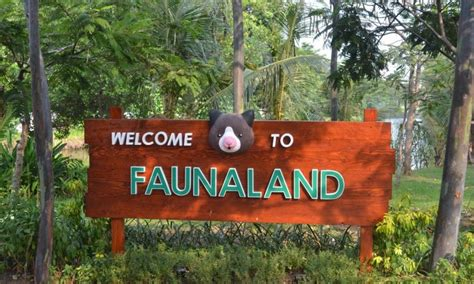 wisata faunaland ancol  wajib dikunjungi