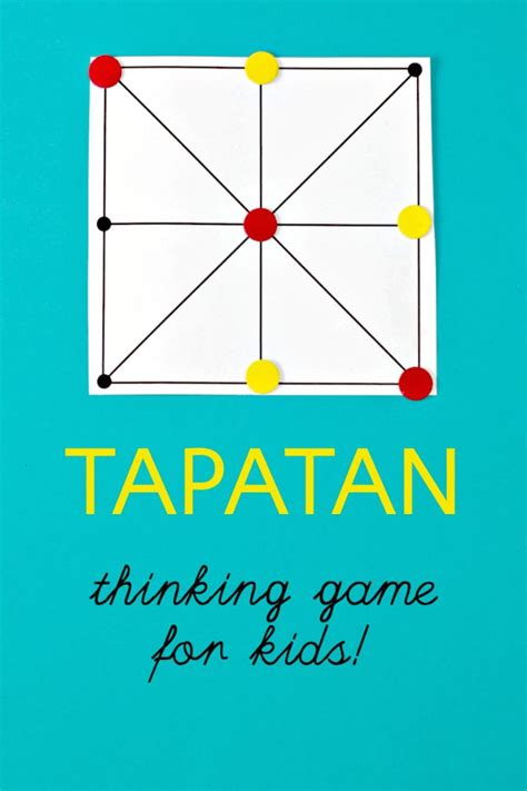 tapatan easy  learn    row abstract strategy game