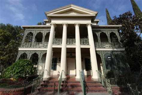 The Dark, Troubled History Of Disney's Haunted Mansion