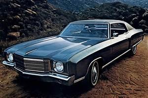 Throwback Thursday  Chevrolet U0026 39 S 1970 Monte Carlo
