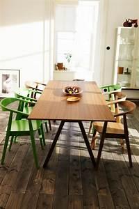 Ikea Stockholm Tisch : journelles maison gro e sch ne esstische aus massivholz von objets trouv s e15 co journelles ~ Markanthonyermac.com Haus und Dekorationen