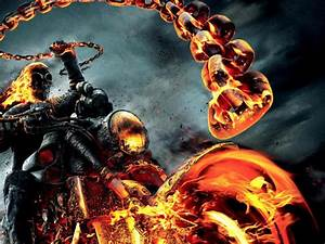 TREND WALLPAPERS: Ghost Rider Wallpaper