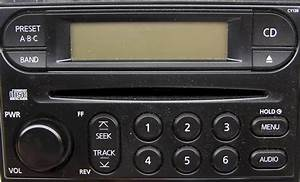 Sell Nissan Frontier Radio Cd Player Am  Fm Oem Model  Pp