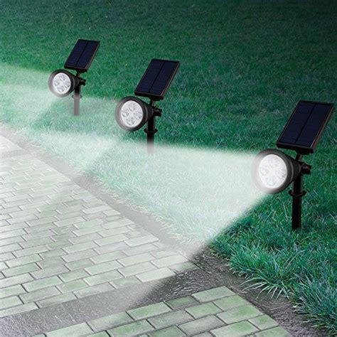 eclairage exterieur led mpow le solaire jardin ip65 certifi 233 233 tanche 4 led soleil p2