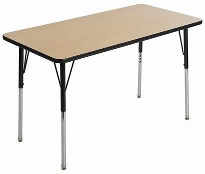 Table Elementary Rectangular