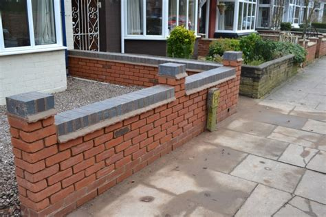 front garden wall designs creative of front garden wall ideas front garden brick wall designs interior home design
