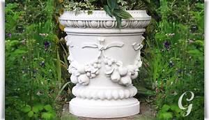 Blumentöpfe Aus Stein : antik blumentopf gro xxl wavendon hall ~ Lizthompson.info Haus und Dekorationen