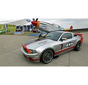 2013 Ford Mustang GT Red Tail Special Inspired By WWII P