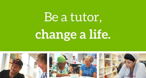 be an adult literacy tutor seeds of literacy