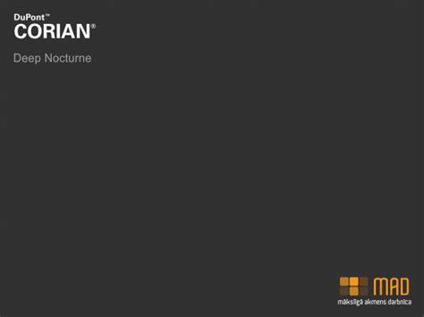 Corian Nocturne by Corian