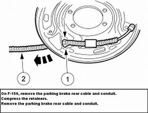 How Do I Release The Emergency Brake On My Son U0026 39 S 99 Ford