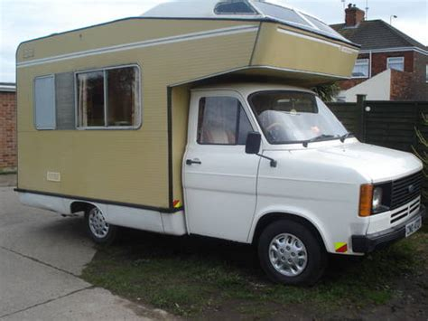 leisure kitchen sinks classic ci motorhome transit mk2 sold 1978 on car and 3716