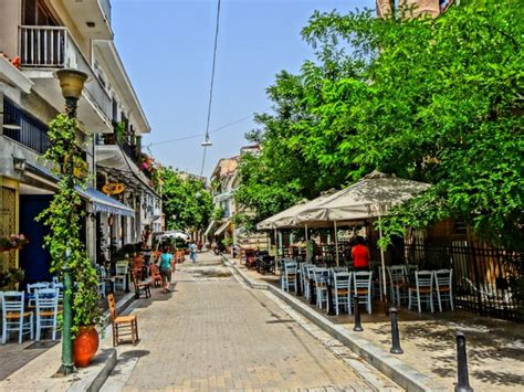 Coffee in Athens
