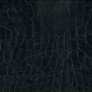 Revetement De Sol Adhesif : rev tement adh sif croco noir 2 m x m leroy merlin ~ Premium-room.com Idées de Décoration