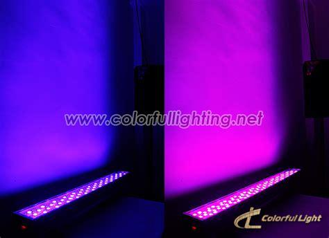 144 x 1w waterproof led wall washer light 144w led wall