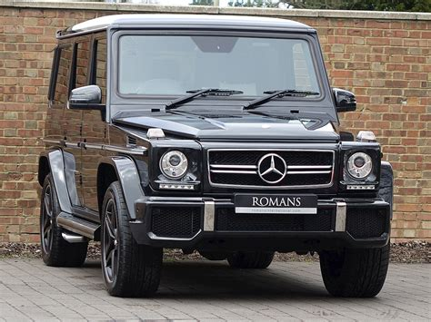 Then browse inventory or schedule a test drive. 2013 Used Mercedes-Benz G63 AMG | Designo Platinum Black