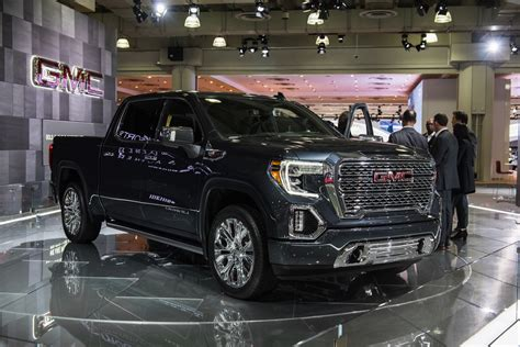 2019 Gmc Denali 1500 Hd by 2019 Gmc Denali Info Pictures Specs Wiki Gm
