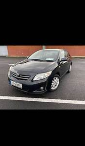 2010 Toyota Corolla Petrol 14 Manual Nct For Sale In