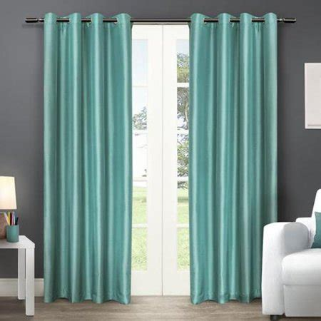 108 inch drapery panels chatra grommet top curtain panel pair winter 108 inches