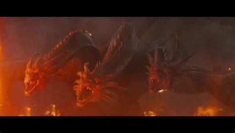 Godzilla 2: Run TV Spot Screenshots   Godzilla: King of
