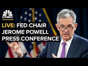 LIVE: Fed Chair Jerome Powell Holds News Conference ...