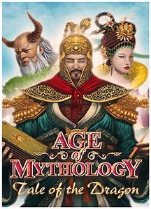 Age Of Mythology Tale Of The Dragon SkyBox Labs