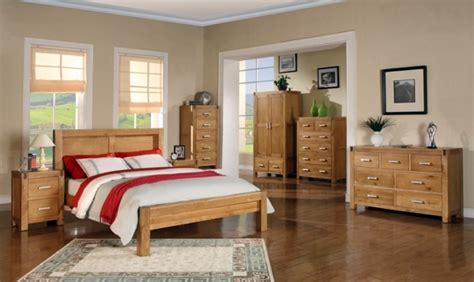 Bedroom Design Ideas With Oak Furniture by Wood Furniture For A Beautiful Bedroom Design Interior