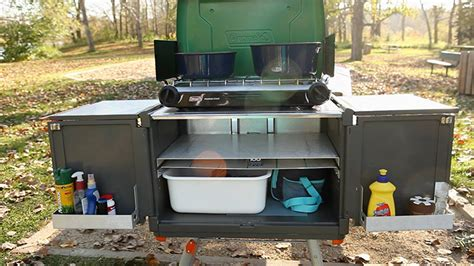 Grill In Style 5 Elegant And Portable Camp Kitchens