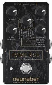 Immerse Reverberator  With Images