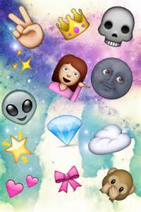 Emoji Cute Hearts Backgrounds