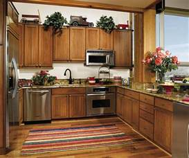 beadboard cabinets in a rustic kitchen masterbrand