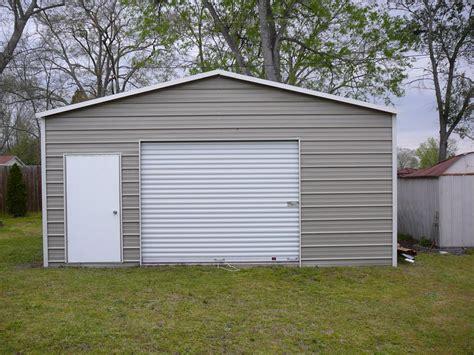 building garages and carports us steel buildings garages decatur il metal buildings