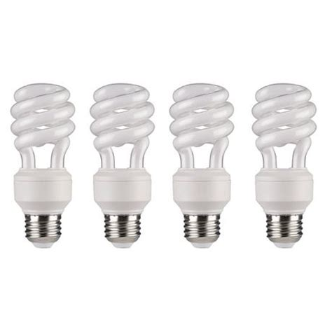 great value compact fluorescent light t3 14w soft white