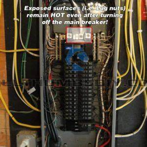 Homeline 70 Amp Load Center Wiring Diagram