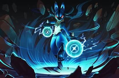 Pokemon Lucario Backgrounds Epic Awesome Cool Pixelstalk