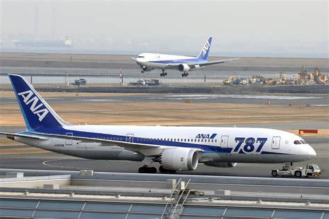 Boeing Resume Login by Boeing 787 Poised To Resume Flights In Japan On Approval