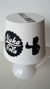 hand decorated table lamp fallout With fallout 4 table lamp