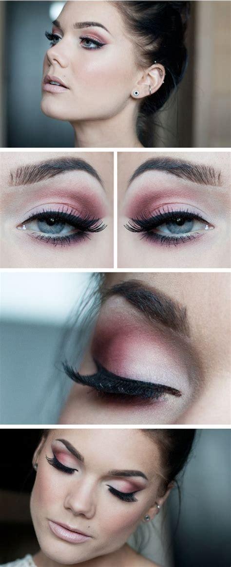 rock pink eye makeup tips ideas tutorials