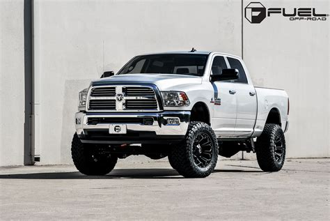 Dodge Ram 2500 Assault   D546 Gallery   MHT Wheels Inc.