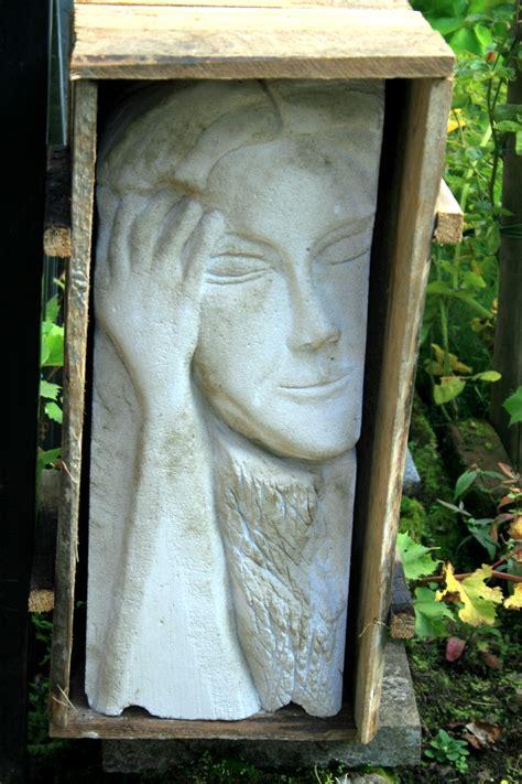 Kunst Aus Beton Selber Machen by Gartenskulpturen Selber Machen Skulpturen Garten Selber