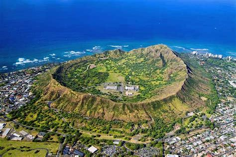 Diamond Head Crater Oahu Hawaii Been There Done