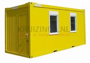 20 Fuß Container In Meter : container b rocontainer 20 fu 5456 25 ~ Frokenaadalensverden.com Haus und Dekorationen