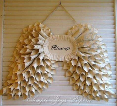 Plain Wings To Decorate - decoration with wings decoholic