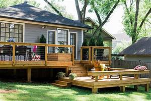 Determining the Size and Layout of a Deck how-tos DIY