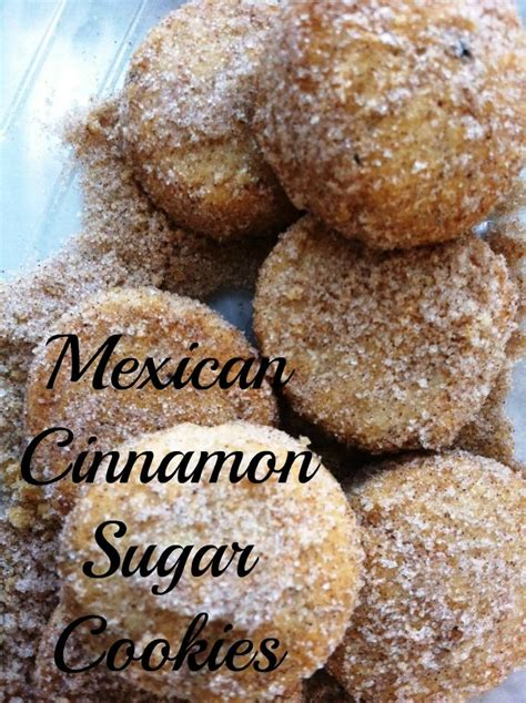 Set each cookie, with the spiced sugar facing up, about 1/2 inch apart on to ungreased cookie sheets. Mexican Cinnamon Sugar Cookies Recipe - Home Sweet Decor