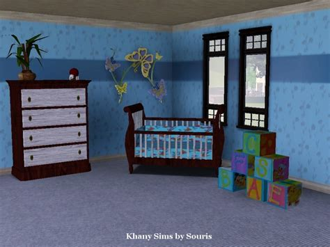 chambre sims 3 khany sims mesh quot chambre enfant quot sims 3 child bedroom