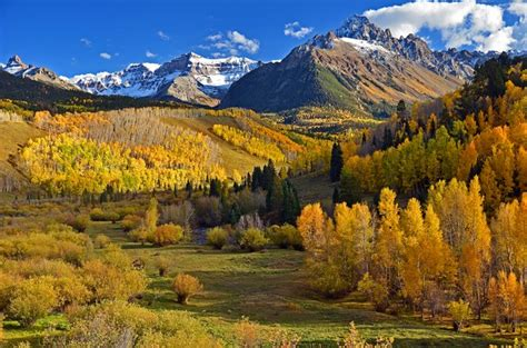 Durango is home base for fall foliage in the San Juan ...