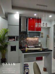 kabinet dapur bersih minimalis modern project pejompongan